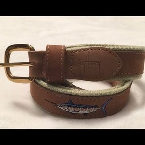 Guy Harvey Sailfish Belt EEEUC